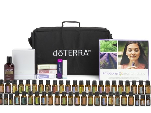 Doterra oils starter kit