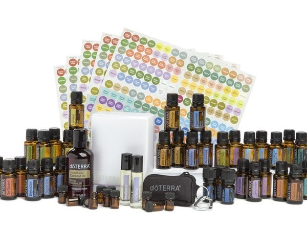 Essential oil starter kit Doterra