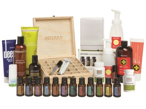 Essential oils starter kit Amazon